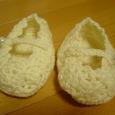 カギ針の靴